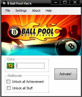 8 Ball Pool Hack Cheat