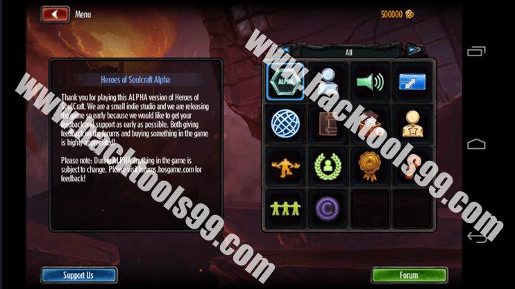 Heroes of Soulcraft Hack Cheat