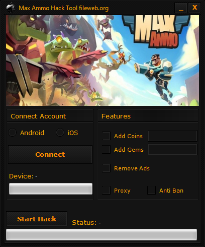 Max Ammo Hack Download (Android/iOS)