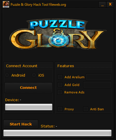 Puzzle & Glory Hack Download (Android/iOS)