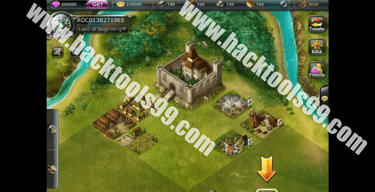 Reign of Conquerors Hack Working Proof