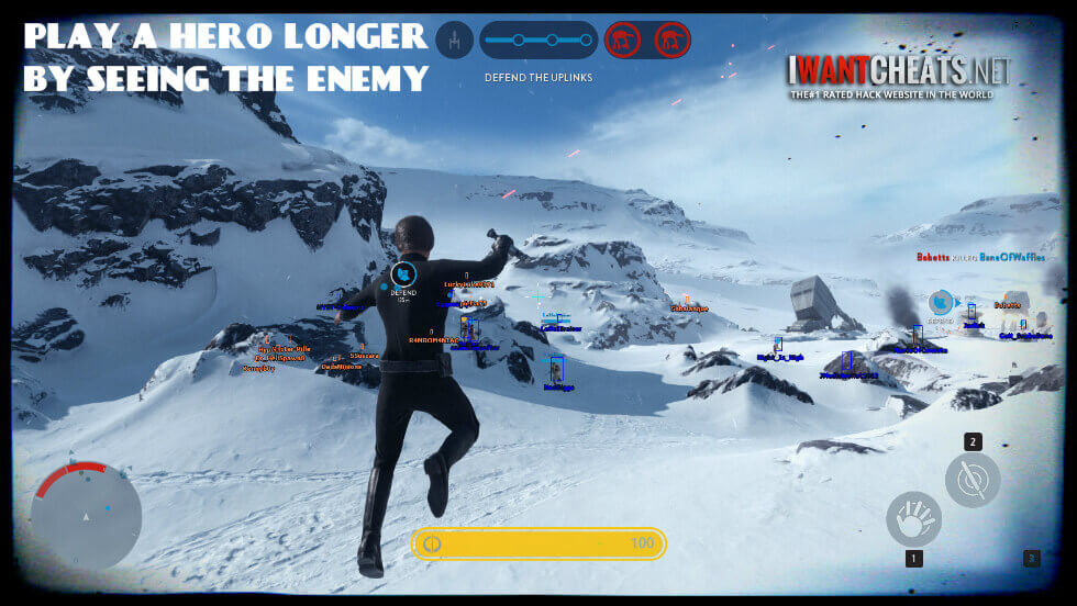 Star Wars Battlefront Multiplayer Hacks