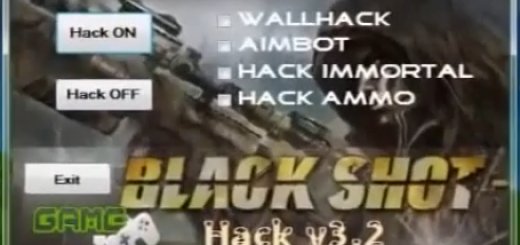 BlackShot Online Hack WallHack, Aimbot, Hack Immortal Do you like BlackShot Online ? Do you want to be the best player in this awesome game? We have good news for your. Our New Hack is ready.One of the best hack tool for online games created by our team is here.