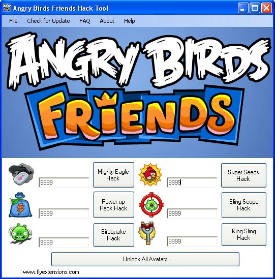 angry birds friends hack tool download Angry Birds Friends Hack Tool Download