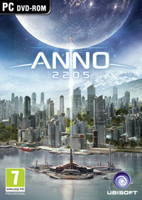 Anno 2205 Download (PC) Full Game + Crack Skidrow