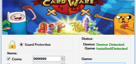 Card Wars Adventure Time Hack Hello, I want to introduce you Cheats for Card Wars Adventure Time. Card Wars Adventure Time Hack Tool is another program that will empower you to development on the most recent Android and iOSgame. This Cheat has five essential capacities: unlimited Coins generator, unlimited Gemsgenerator, unlimited Hearts generator, unlimited Stars generator and Unlimited Magic. Card Wars Adventure Time Cheats will automatically and fast connect with your devices. This tricks device is planned with incredible forethought and usefulness with a specific end goal to give back up on 2 systems of iOS and Android. The program is safe to use. In spite of the fact that this is a cheat tool, the project is 100% sheltered to utilize, and won't hurt your record. Additionally our mystery secure script protects you every time using Card Wars Adventure Time Cheat. But the best in our horny opinion is that Card Wars Adventure Time Hack has daily updates, it's being updated everyday. If you have problems downloading, please go to the tab how to download.