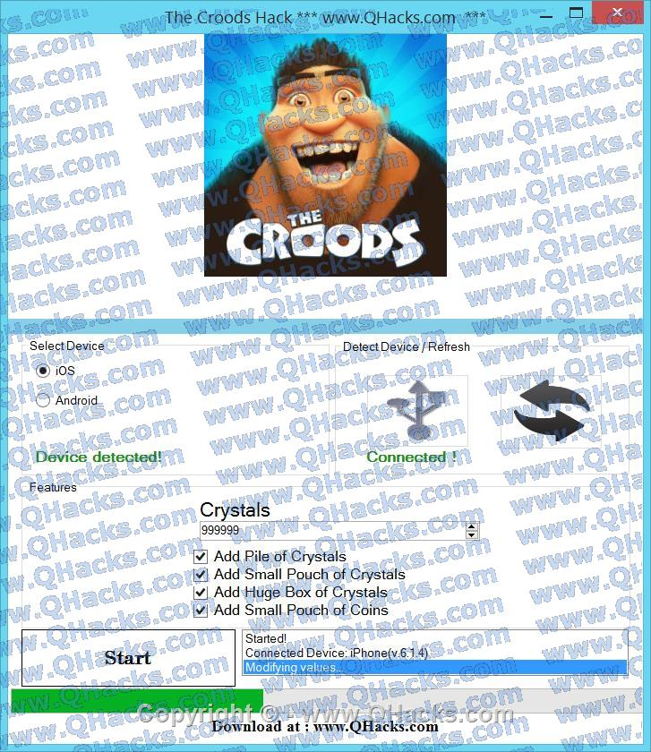 The Croods Hack Cheats & Tricks