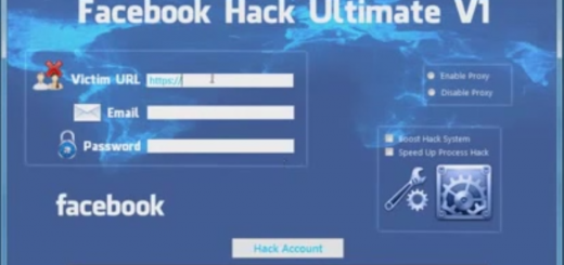 Facebook Hack Ultimate Do you want to hack a facebook account? We work hard to create a facebook hack tool.One of the best tool created by our team is here.With Facebook Hack Ultimate you can hack any facebook account you want in just few minute with just few clicks.The tool will give you victim email and password.You just need to enter victim url and select enable proxy.Below you can see a video with full instructions to use .Our tool work very fast and is 100 % undetectable and safe.This hack tool is updated automatically every time is needed.You can download below this hack tool , just clicks download button .