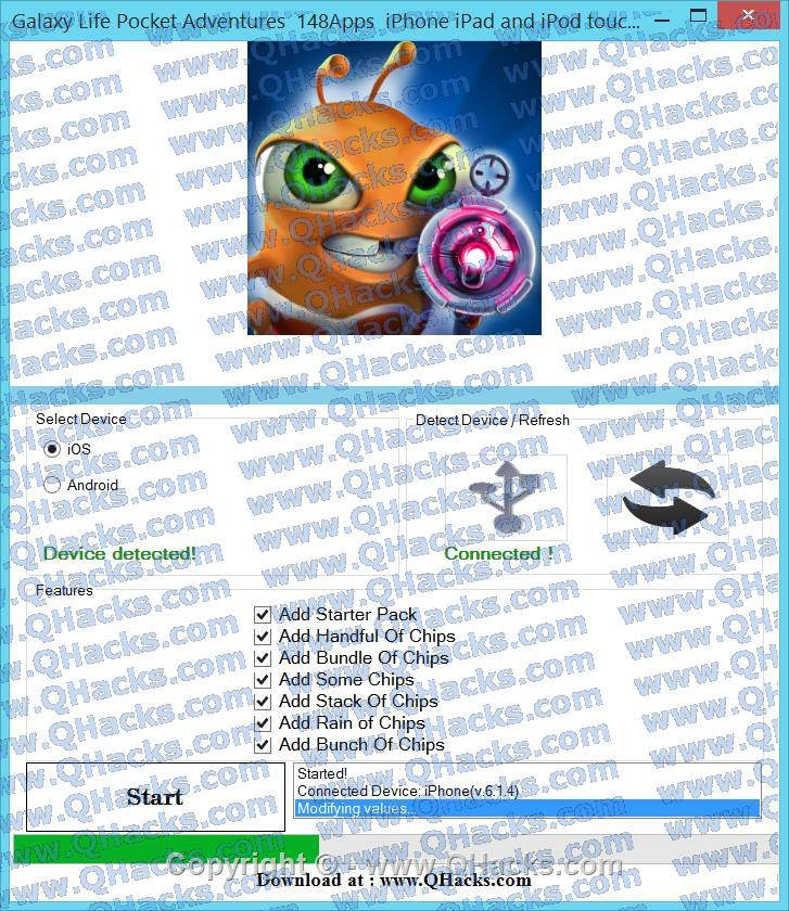 Galaxy Life Pocket Adventures 148Apps iPhone iPad and iPod touch App hacks