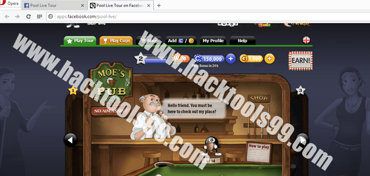 Pool Live Tour Hack Working Proof