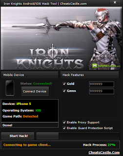 Iron Knights Hack