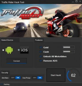Cheats & Tips for Traffic Rider