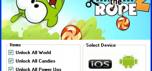 Cut The Rope 2 Hack Today we introduce to you the 100% working Cut The Rope 2 Hack Tool which Unlock All World,All Candies,All Power Ups,All Finger Tracks to your devices application in just one second. All you need to do is just to login and press activate hack. We guarantee you that you will be the best Cut The Rope 2 player after uset his amazing tool.