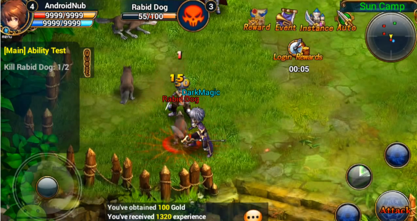 King The MMORPG Hack 2