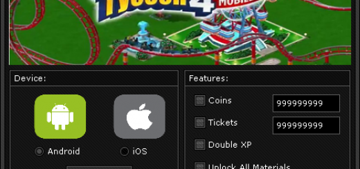 RollerCoaster Tycoon 4 Mobile Hack Hello mobile games players and fans! Today we got something wonderful for you, a tool that was recently released by HacksBook.com Team. It's called RollerCoaster Tycoon 4 Mobile Hack and to want to share it with you, this hack that works fine on all Android and iOS devices.
