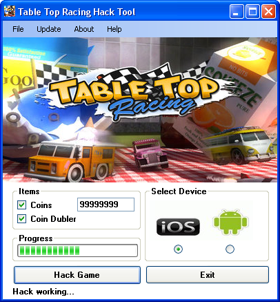 table top racing hack tool download Table Top Racing Hack Tool Download