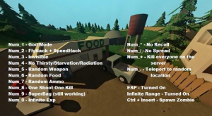 unturned 300x165 Trainer Unturned Cheat Aimbot Ammo God Mode Hack