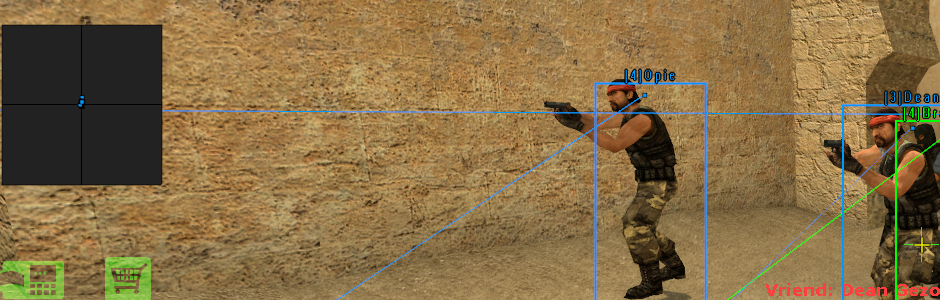 Cheat & Hack for Counter-Strike: Source
