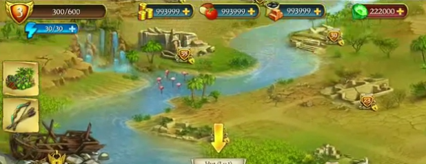 Cradle of Empires Hack (Android/iOS) 2