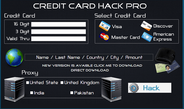 Credit Card Number Generator+Validator