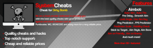 Cheat & Hack for Dirty Bomb