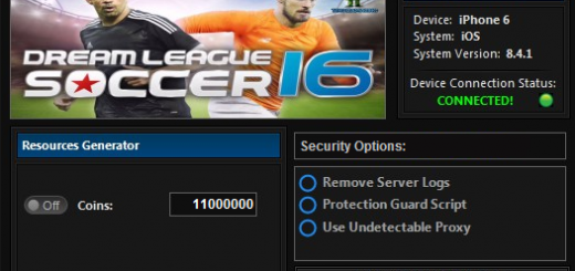 Dream League Soccer 2017 Hack Welcome! Today we are upbeat to present you our most recent item called Dream League Soccer 2017 Hack for Android and iOS gadgets with which you are prepared to make them astound assets to be powerful in Dream League Soccer.