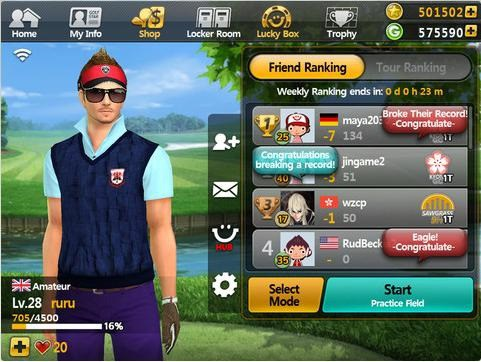 GolfStar-Cheats-n-Hack-iOS-Android