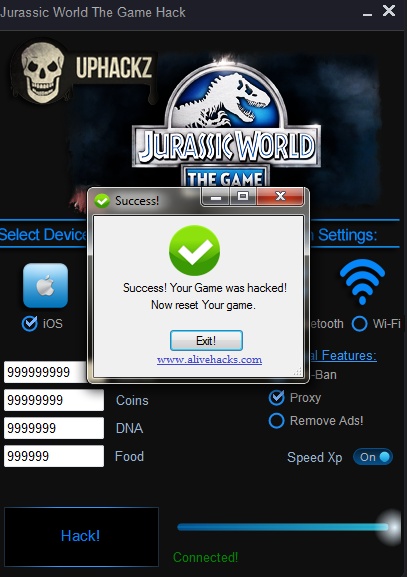 Jurassic-World-The-Game-Hack-Succes