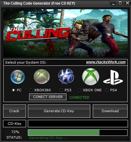 The Culling Code Generator