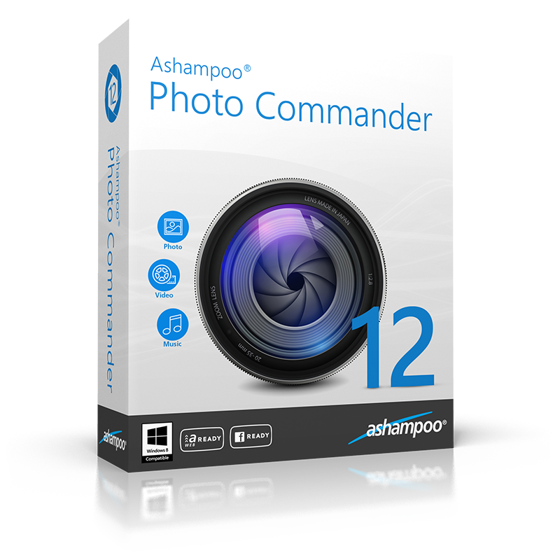Ashampoo Photo Commander 12