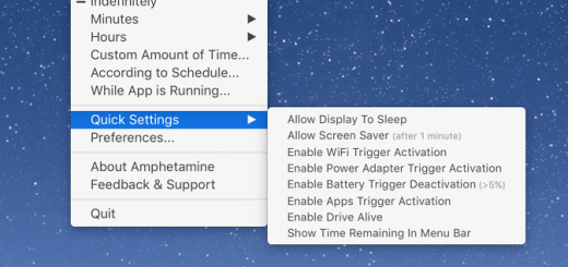 Amphetamine for Mac In the event that you require your Mac to remain focused a developed timeframe however you're tired of the Energy Saver segment of System Preferences, this is the utility you've been searching for.