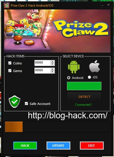 Prize Claw 2 Hack Coins Gems