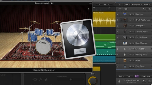 Logic Pro X full for Mac