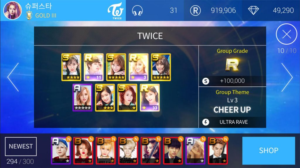 Superstar JYPNATION Cheat MOD