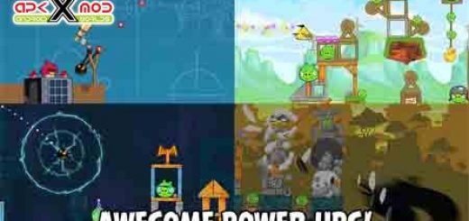 Angry Birds v6.2.0 Hack Mod Irate Birds v6.2.0 Hack (Mod PowerUps/All Unlocked/Ad-Free) Mod Android Apk Download
