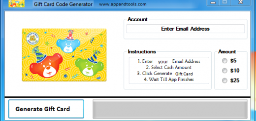 Build-A-Bear Workshop Gift Card Generator We are offering Build-A-Bear Workshop Gift Card Generator. In this post we are going to reviewyou how to get the gift cardfor free, without paying anything. Why using your credit card and spending a lot of money if you don't need to do that? :) Here isthis awesome tool, easy to use. Here is the best tool available on internet regarding this kind of store, Build-A-Bear WorkshopGift Card Generator.