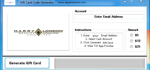 Harry London Gift Card Generator We are offering Harry London Gift Card Generator. In this post we are going to review you how to get the gift card for free, without paying anything. Why using your credit card and spending a lot of money if you don't need to do that? :) Here is this awesome tool, easy to use. Here is the best tool available on internet regarding this kind of store, Harry London Gift Card Generator.