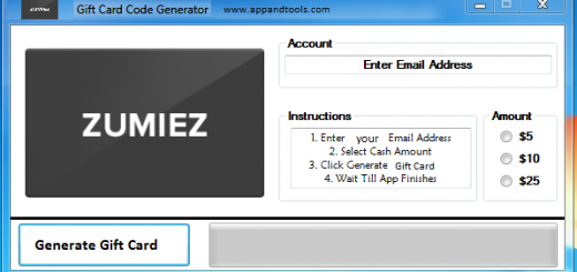 Zumiez Gift Card Generator We are offering Zumiez Gift Card Generator. In this post we are going to review you how to get the gift card for free, without paying anything. Why using your credit card and spending a lot of money if you don't need to do that? :) Here is this awesome tool, easy to use. Here is the best tool available on internet regarding this kind of store, Zumiez Gift Card Generator.