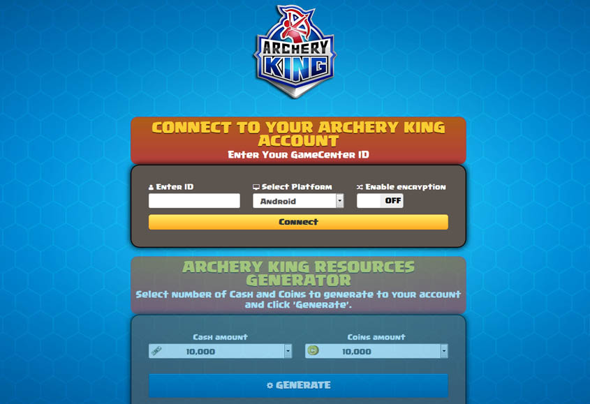 Archery King Hack / Glitch Cheats for Cash