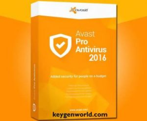 Avast Pro Antivirus 2016 License Key With Activation