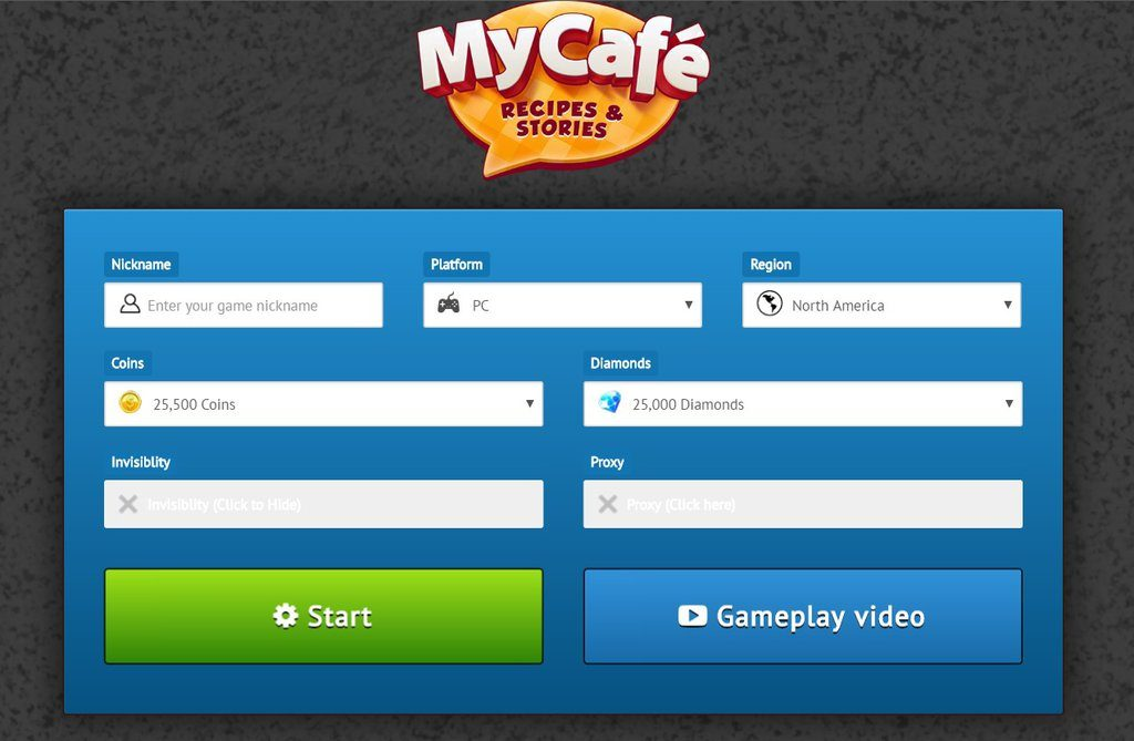 Cafe Recipes And Stories Hack