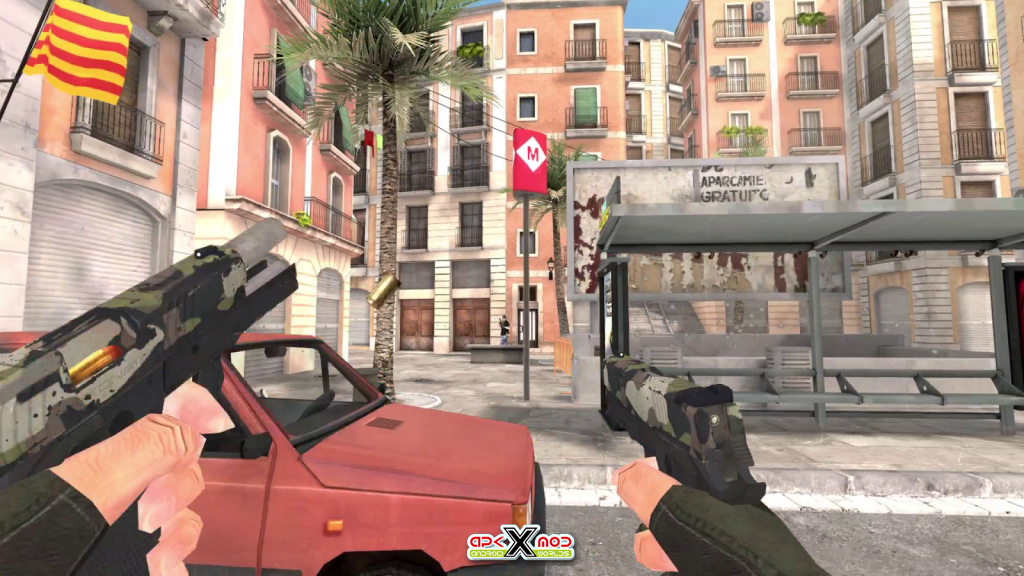 Critical Ops v0.6.4 Android Apk Hack