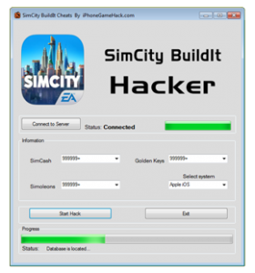 SimCity BuildIt Cheats Hack iOS SimCash, Golden Keys