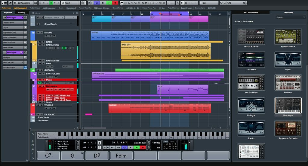 Cubase 8.5 Full Crack