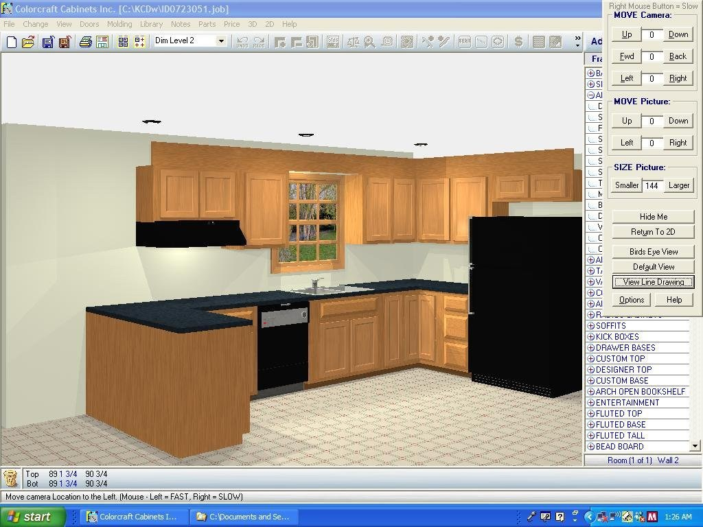 KCDw Cabinet Maker Software Full Crack
