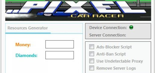 Pixel Car Racer Cheats Hack