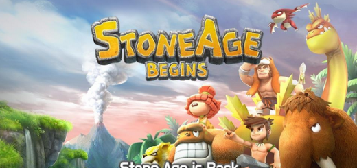 Stone Age Begins Cheats Hack