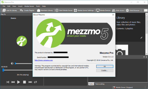 Mezzmo Pro 5 Serial Key + Crack Keygen