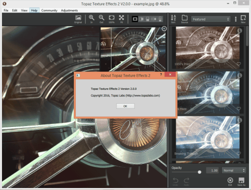 Topaz Texture Effects 2.0 Crack & Serial