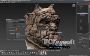 AutoDesk Mudbox 2017 Crack Download Free Full Version